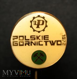 POLSKIE GÓRNICTWO 1972