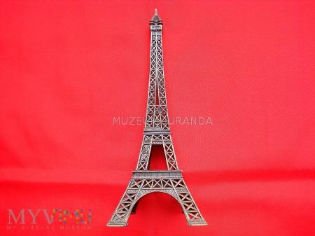 Duże zdjęcie Miniatura Wieży Eiffla / Francja