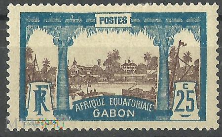 Vue de Libreville