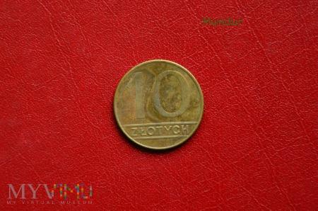 Moneta: 10 złotych