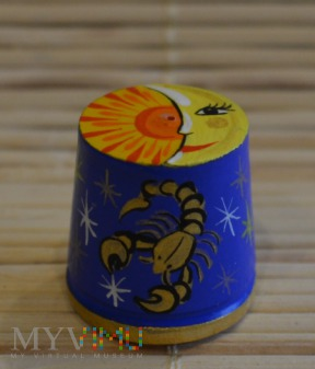 ZNAKI ZODIAKU-skorpion