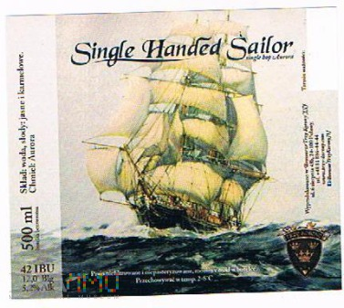 single handed sailor