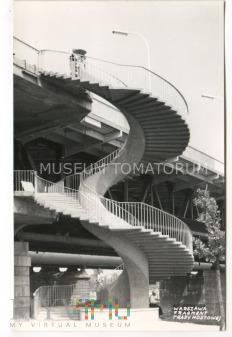 W-wa - II Most - Gdański - lata 60-te
