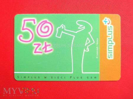 Simplus 50 zł.(8)