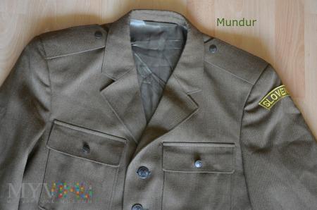 OS SR: mundur szeregowego
