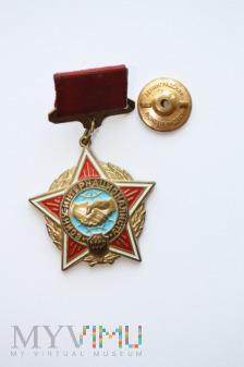"""Duże zdjęcie Medal """"Wojnu Internacjonalistu"""" za Afganistan"""
