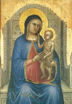 Włochy - Matka Boska z Dzieciątkiem, Padwa
