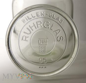 Dekiel RILLEN-GLAS RUHRGLAS