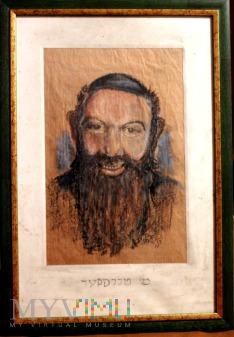Portret Żyda - 1927 rok