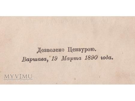 Książka 1890