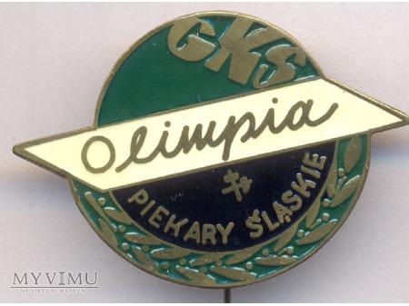 GKS Olimpia - odznaka