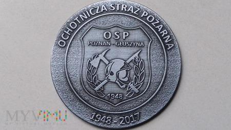 Otwarcie Jednostki OSP Poznań - Głuszyna