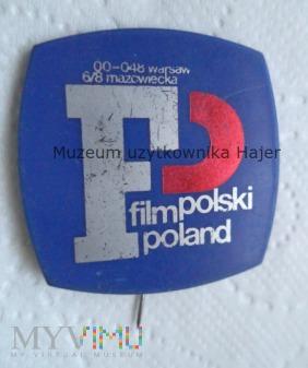 FP Film polski poland - odznaka