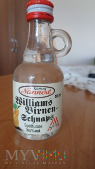 Nannerl Williams Birnen Schnaps