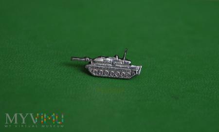 """""""Czołguś"""" - odznaka za strzelanie z czołgu"""