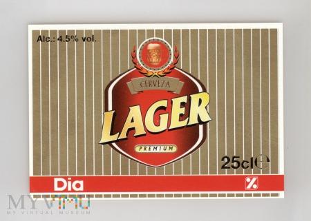 Hiszpania, Dia Lager Premium