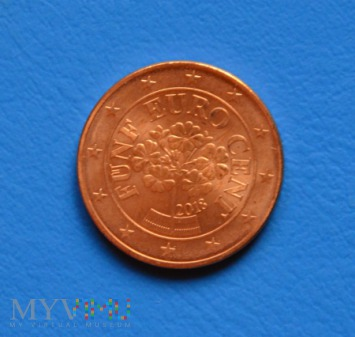 Moneta: 5 euro cent - Austria