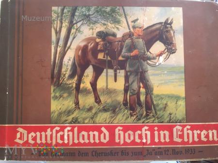Duże zdjęcie Deutschland hoch in Ehren