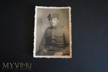 Na pamiatkę z wojska - 1945 r.