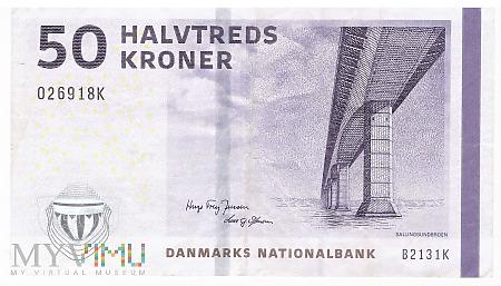 Dania - 50 koron (2013)