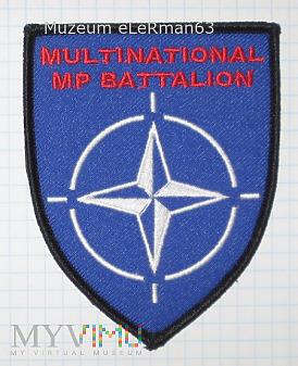 Wielonarodowy Batalion Policji Wojskowe. Mińsk Maz