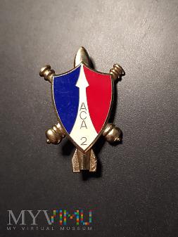 Dowództwo Artylerii 2 Korpusu Armii Francuskiej
