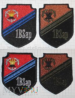 Duże zdjęcie 1. Brzeska Brygada Saperów (1971 - 2011). Brzeg.