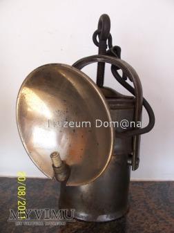 LAMPA KARBIDOWA - 1955r typ A -3