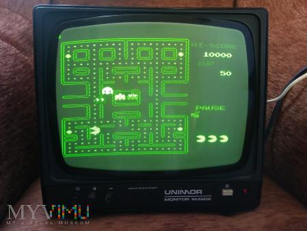 Unimor Monitor M4902 ekran zielony