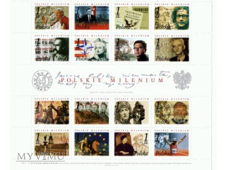 Polskie milenium 2001.