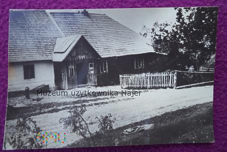 Ropianka - budynek dawnej Szkoły Wiertniczej