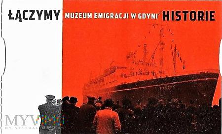 Muzeum Emigracji w Gdyni- memorabilia.