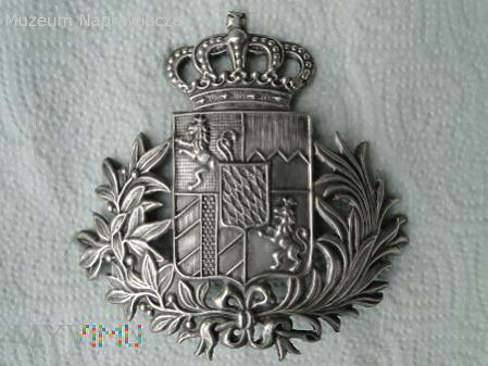 Bayern Helm M 1853 emblemat