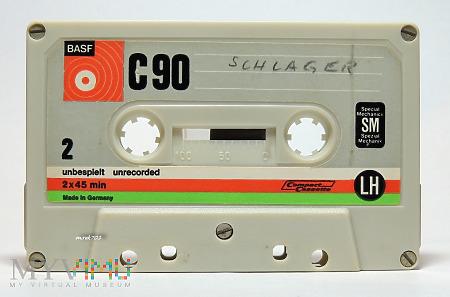 Basf LH C90 kaseta magnetofonowa