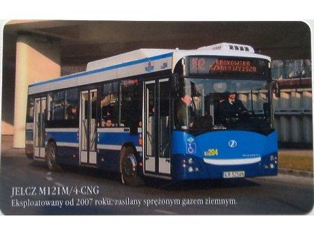 Bilet MPK Kraków 82