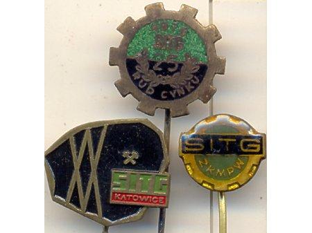 Duże zdjęcie SITG- odznaki rocznicowe