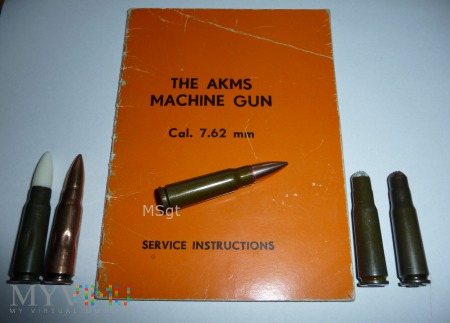 INSTRUKCJA DO 7.62 mm kbk AKMS