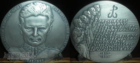 008. GROT-Generał Stefan Rowecki I Komendant* AK