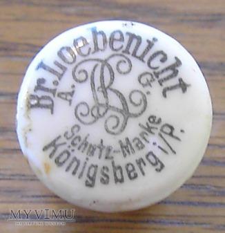 Konigsberg (Królewiec) - Br. Loebenicht