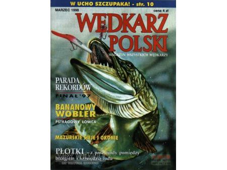 Wędkarz Polski 1-6'1998 (83-88)