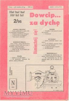 Dowcip...za dychę 2/95