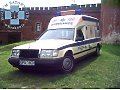 Mercedes-Benz W124 Binz Ambulance