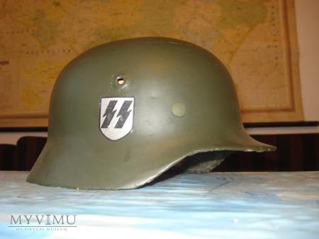 Duże zdjęcie Hełm Niemiecki M40 nr2