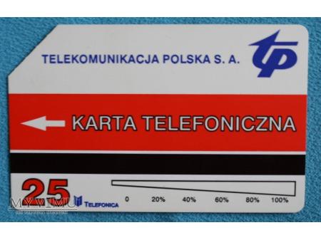 300 000 abonentów TP SA w Poznańskiem 1997