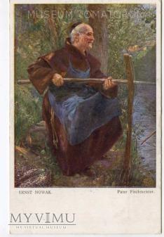 Nowak - Monk zakonnik - hobby 3