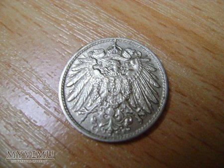 10 pfennigów 1914