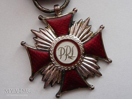 Duże zdjęcie Srebrny Krzyż Zasługi