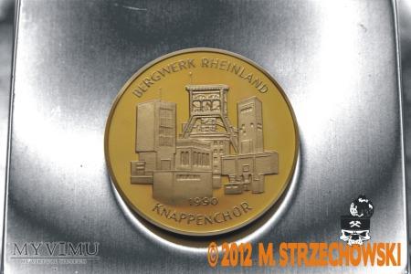 Górniczy Medal Pamiątkowy