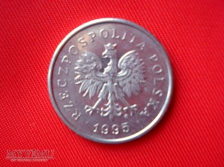 1 złoty 1995 rok