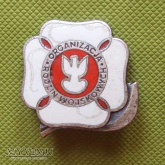Odznaka Organizacji Rodzin Wojskowych